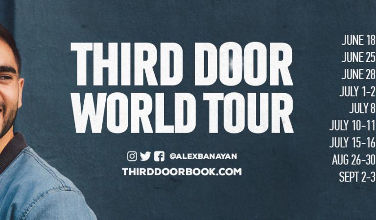 THIRD DOOR WORLD TOUR: CHINA, JAPAN, KOREA, ITALY, SPAIN, AND MORE