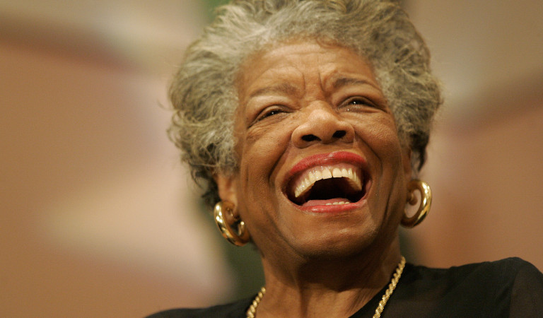 The Oprah Winfrey Network's SuperSoul Page Just Premiered the Maya Angelou Interview