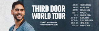 THIRD DOOR WORLD TOUR: CHINA, JAPAN, KOREA, ITALY, SPAIN, AND MORE